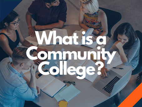 What is a community College?