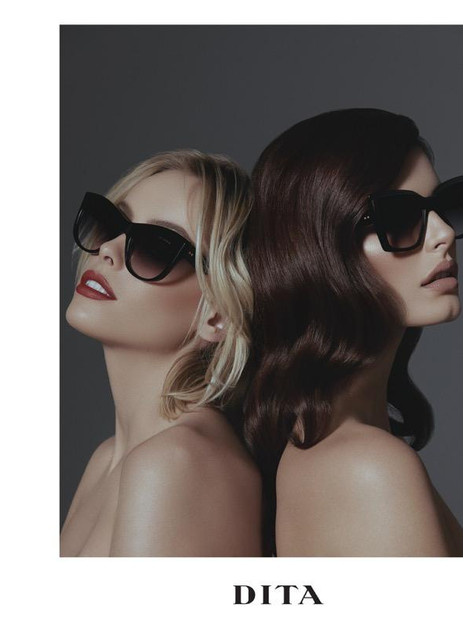 MAKEUP - DITA EYEWEAR 2020