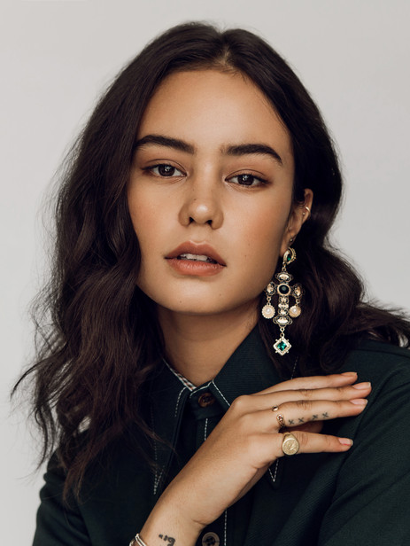 HAIR + MAKEUP - COURTNEY EATON - SUNDAY TIMES PERTH