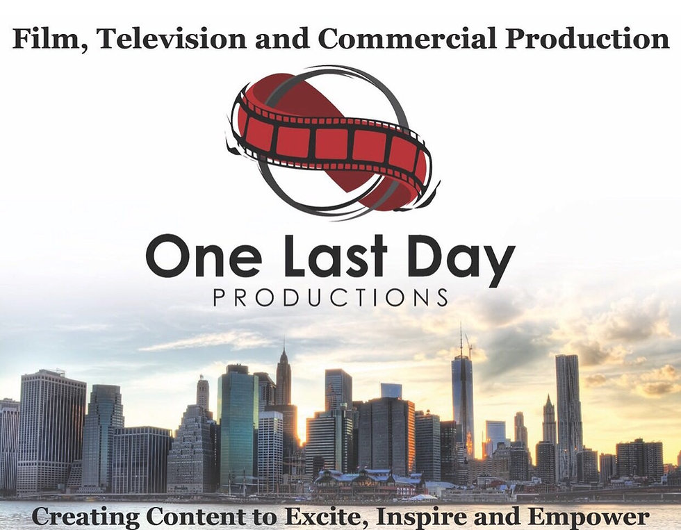 NYC film production company