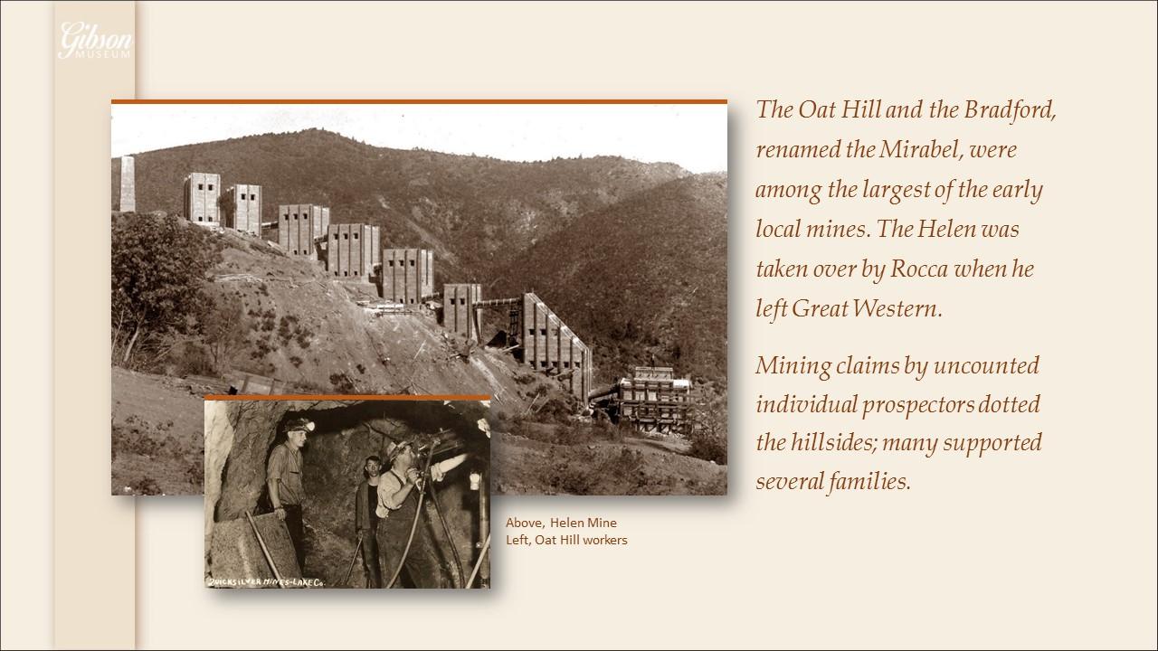 Oat Hill - Helen