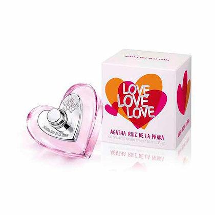 LOVE LOVE LOVE EDT 80ML