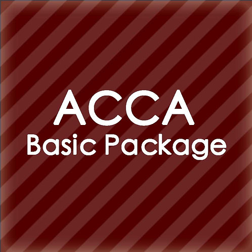 ACCA Basic Package
