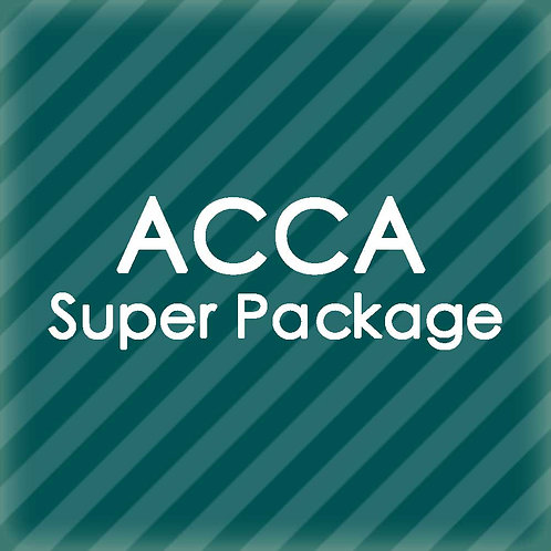 ACCA Super Package