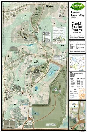Crandall Botanical Preserve - MN - Unite