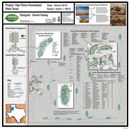 High Plains Homestead - TX - United Stat