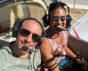 Pilot and Flight Intructor