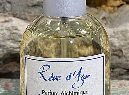 Rêve d'Azur, le Parfum...