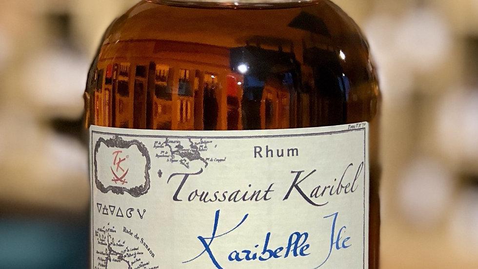 Rhum Karibelle Île, 70 cl, 43.2% vol.