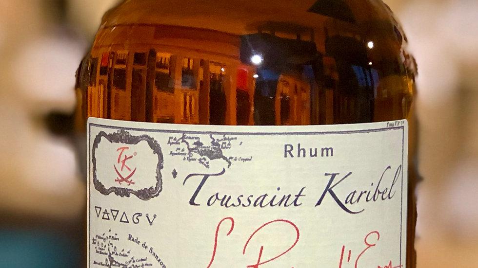Rhum Le Rêve d'Eros, 175 cl, 54.3% vol