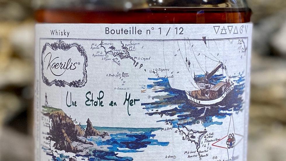 Whisky Une Etoile en mer, 175 cl, 51% vol.