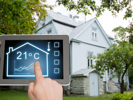 The Cool Benefits of WiFi Controllable Thermostats