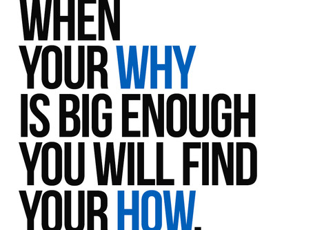 Find Your Why and Listen Up
