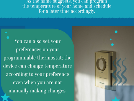 Thermostat Options That You Can Go For