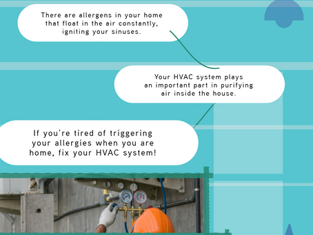 How Your HVAC System Can Worsen Your Allergies