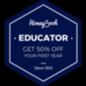 Honeybook Educator Badge
