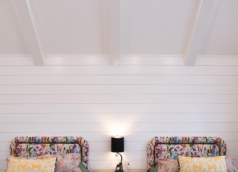 Texas Post Oak Hardwood Flooring and Shiplap Wall Cladding