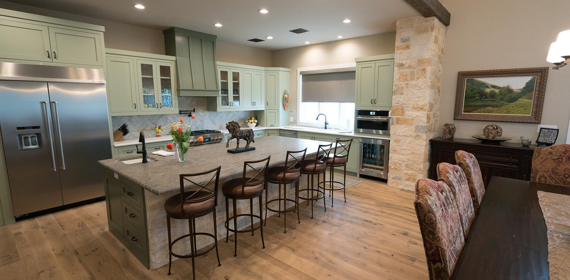 Texas Post Oak Hardwood Flooring