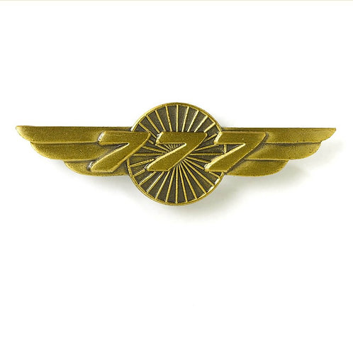PIN WINGS BOEING B777