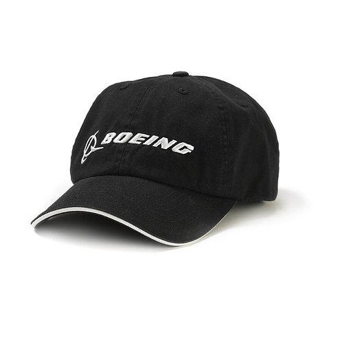 BOEING CAP - SIGNATURE BLACK