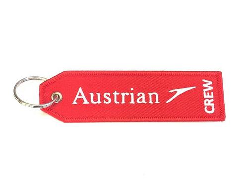 "KEYRING AUSTRIAN ""CREW"""