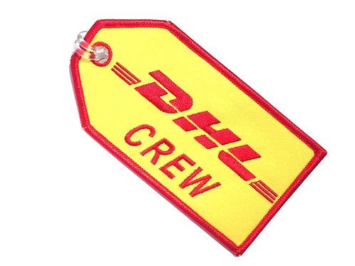 DHL CREW BAGGAGE TAG