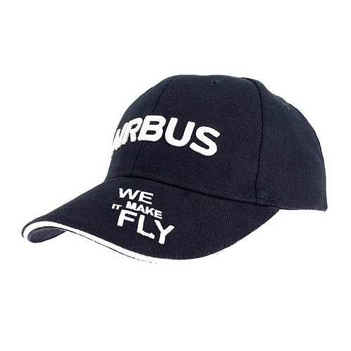 "AIRBUS CAP ""we make it fly"""
