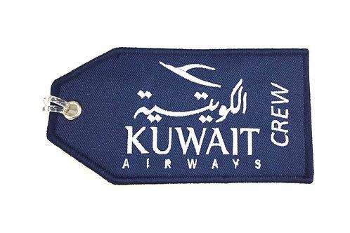 BAGTAG KUWAIT AIRWAYS