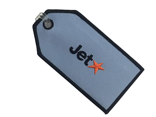 JET STAR BAGGAGE TAG