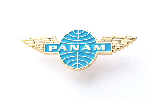PIN PANAM WINGS