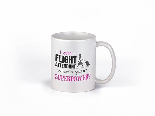 MUG CABIN CREW SUPERPOWER