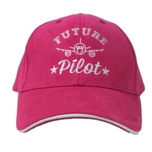 FUTURE PILOT CAP PINK