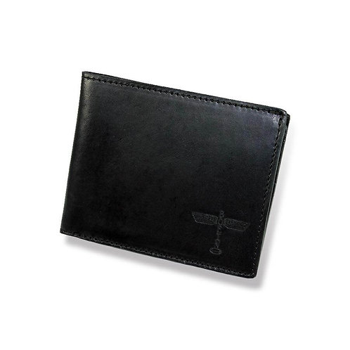 BOEING TOTEM LEATHER WALLET