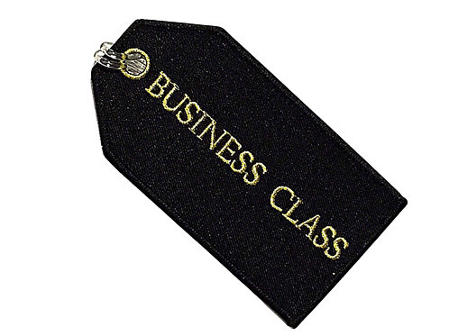 BUSINESS CLASS BAGGAGE TAG