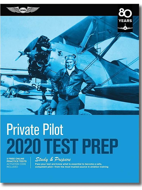 TEST PREP PRIVATE PILOT