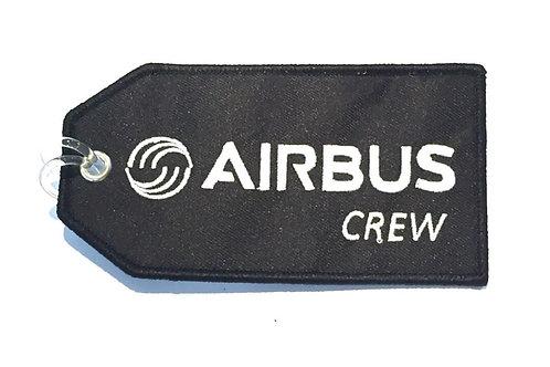 AIRBUS CREW BAGGAGE TAG