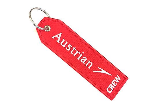 KEYRING AUSTRIAN CREW