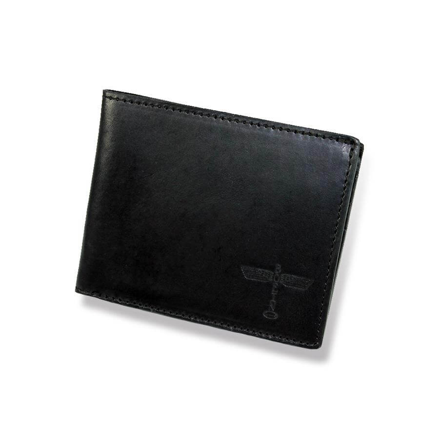 Boeing Leather Wallet