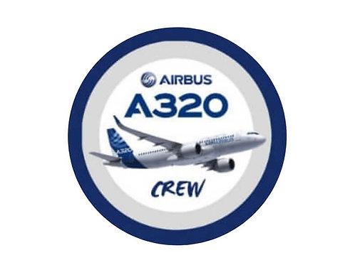 A320 STICKER