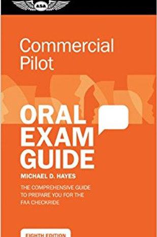 ORAL EXAM GUIDE COMMERCIAL PILOT