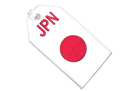 BAGTAG JAPAN FLAG
