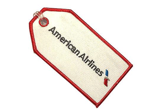 BAGTAG AMERICAN AIRLINES