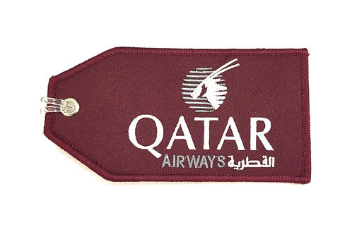 BAGTAG QATAR AIRWAYS