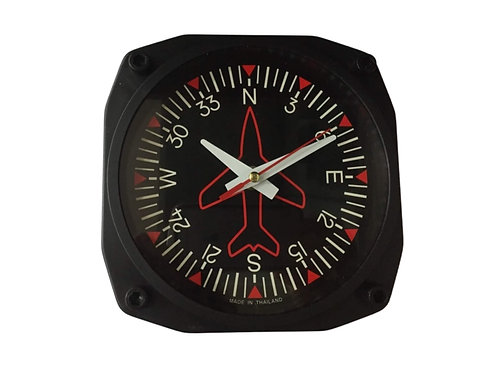 INSTRUMENT CLOCK COMPASS