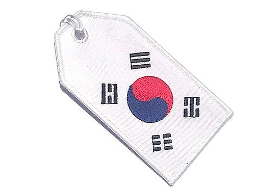 BAGTAG KOREA FLAG