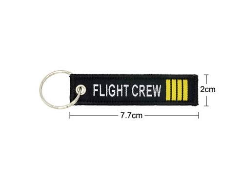 MINI KEYRING FLIGHT CREW