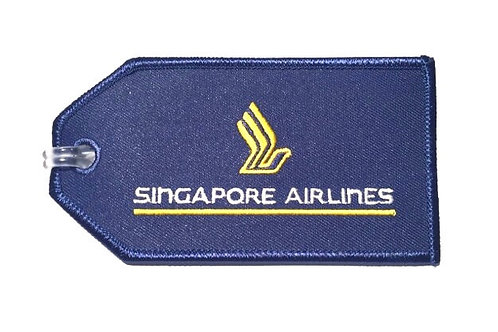 SINGAPORE AIRLINES BAGTAG