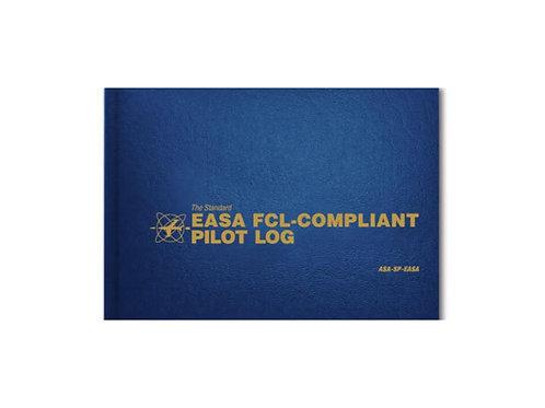 ASA STANDARD EASA FCL LOGBOOK