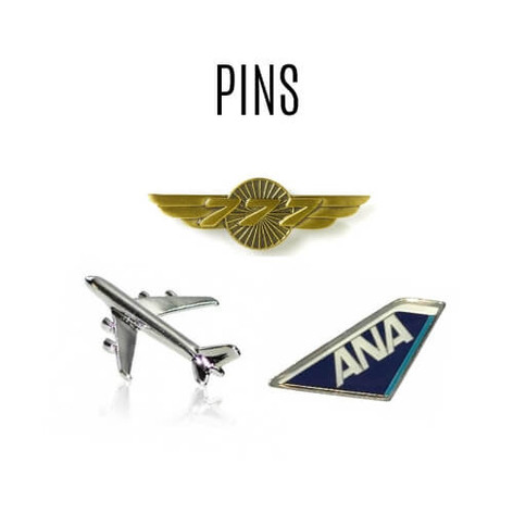 Aviation Pins