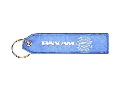 KEYRING PAN AM